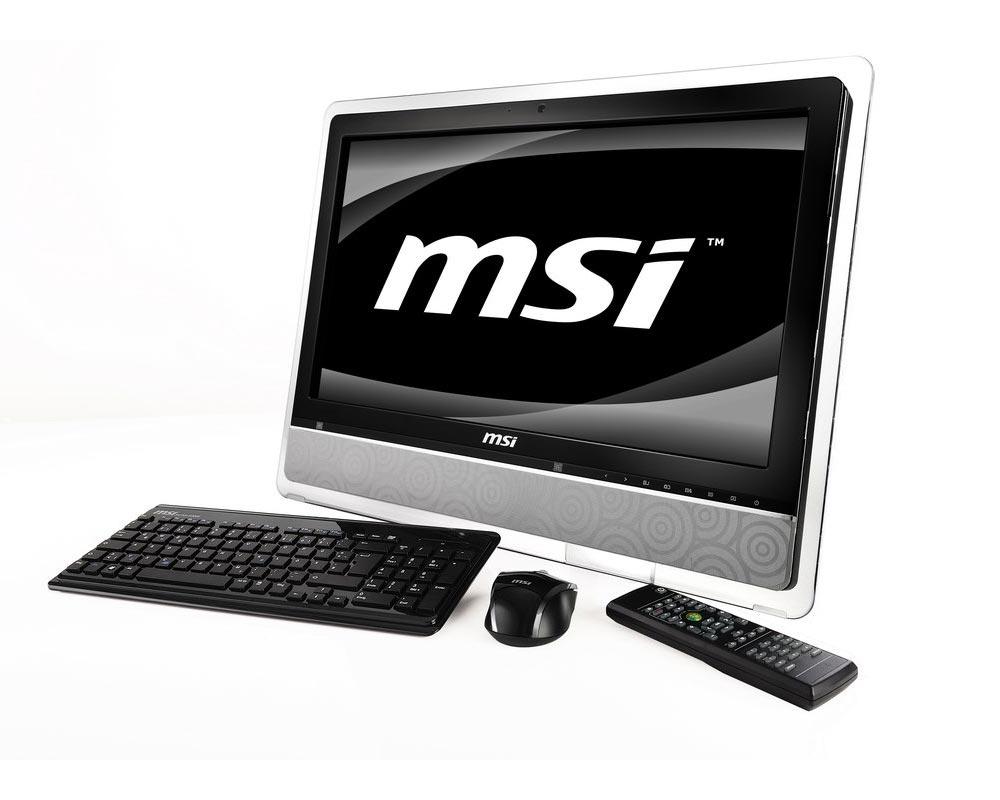 MSI Wind Top AE2420 หนึ่งในคอมพิวเตอร์เซ็ทที่รองรับ HD3D