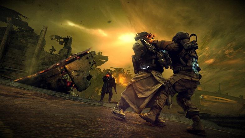 Killzone 3 หนึ่งในเกมแรกๆ ที่จะนำเทคโนโลยี Stereoscopic 3D และ Motion Sensing มาใช้อย่างเต็มที่
