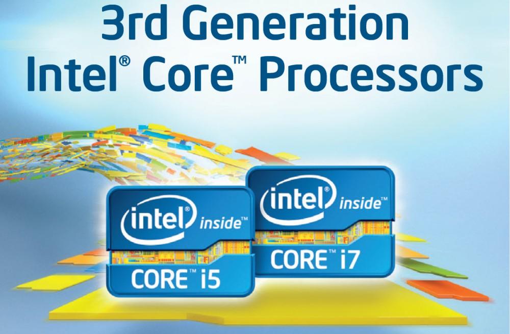 Intel Core รุ่นที่สามหรือ Ivy Bridge คือสุดยอดโปรเซสเซอร์ไม่ว่าจะรุ่นใด