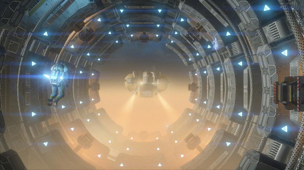 Cloud Gate ประตูยักษ์สยบจักรวาล