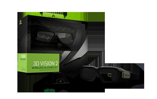 ชุดคิท 3D Vision 2