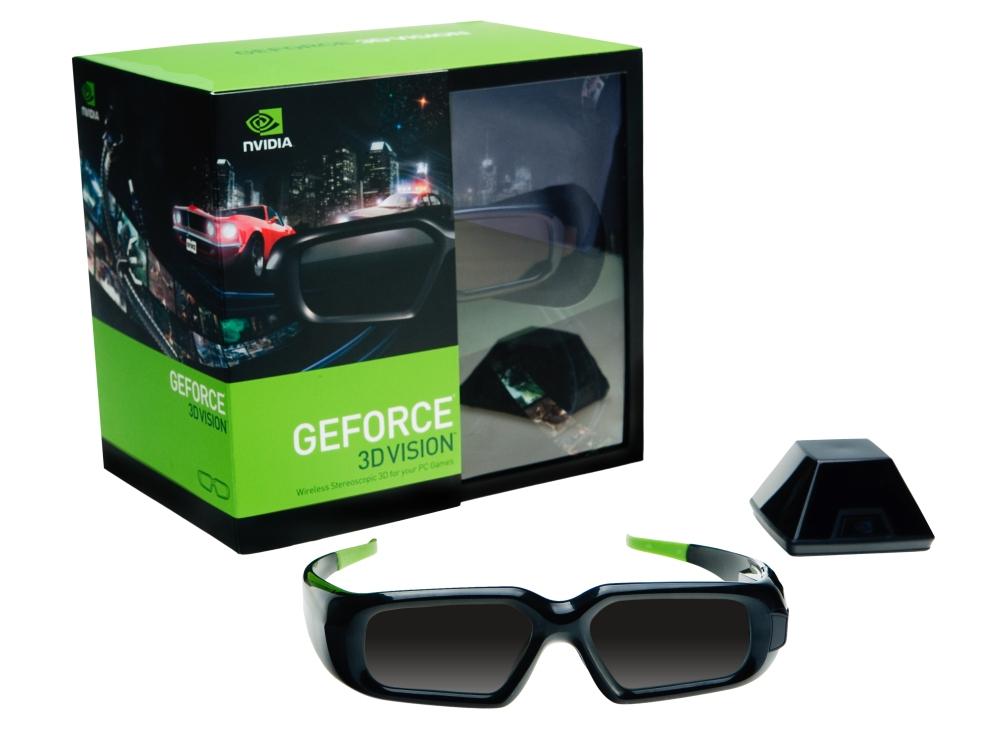 ชุดคิด 3D Vision จุดเริ่มต้นง่ายๆ ของการรับชมประสบการณ์ 3D โดยใช้คอมพิวเตอร์ท่าน