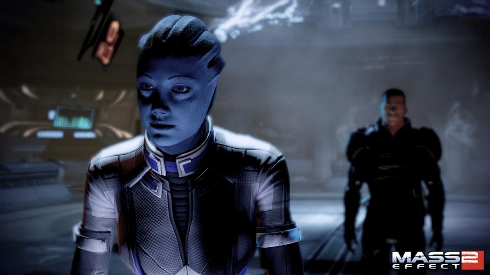 Mass Effect 2 หนึ่งในเกมที่นำเอา DLC มาช่วยยืดอายุของเกม