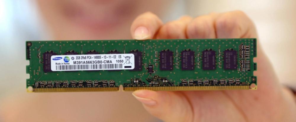 แรม DDR4 จาก Samsung