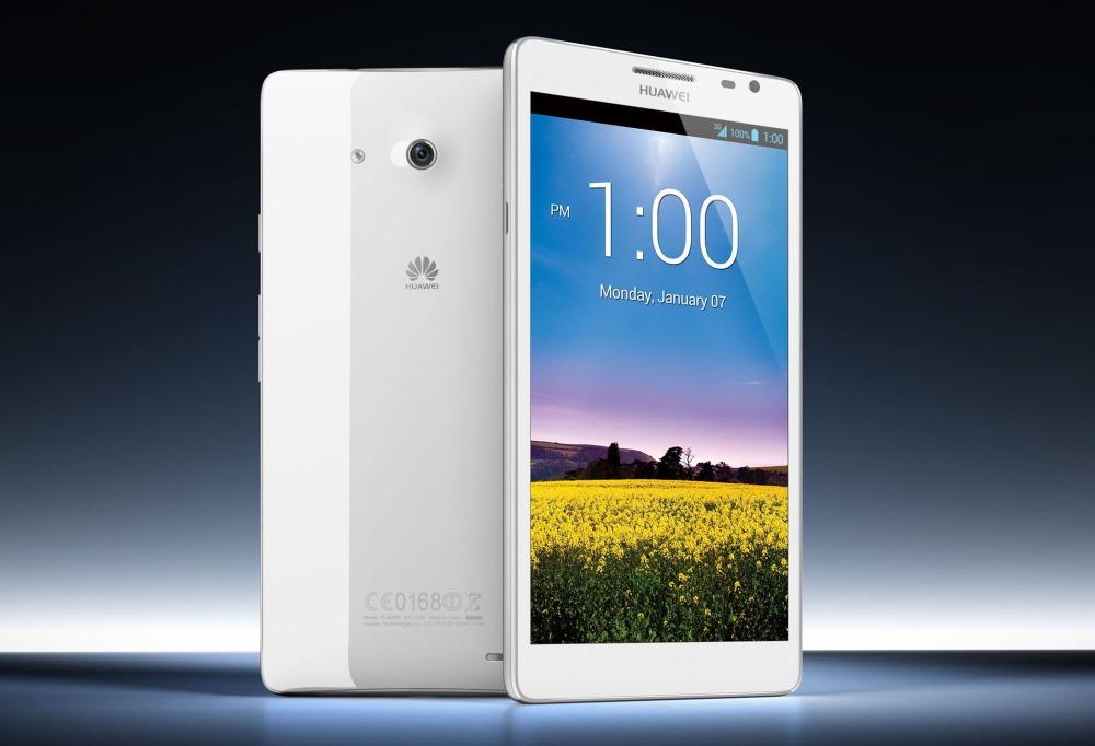 Huawei Ascend Mate สมาร์ทโฟนที่มีจอใหญ่ถึง 6.1 นิ้ว