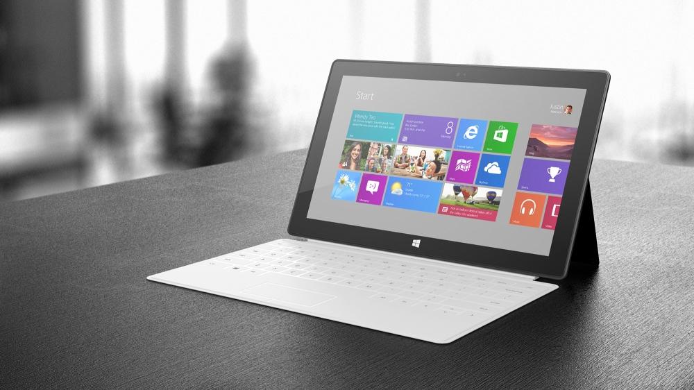 Surface แท็บเล็ตที่จะมาช่วยกู้หน้า Microsoft?