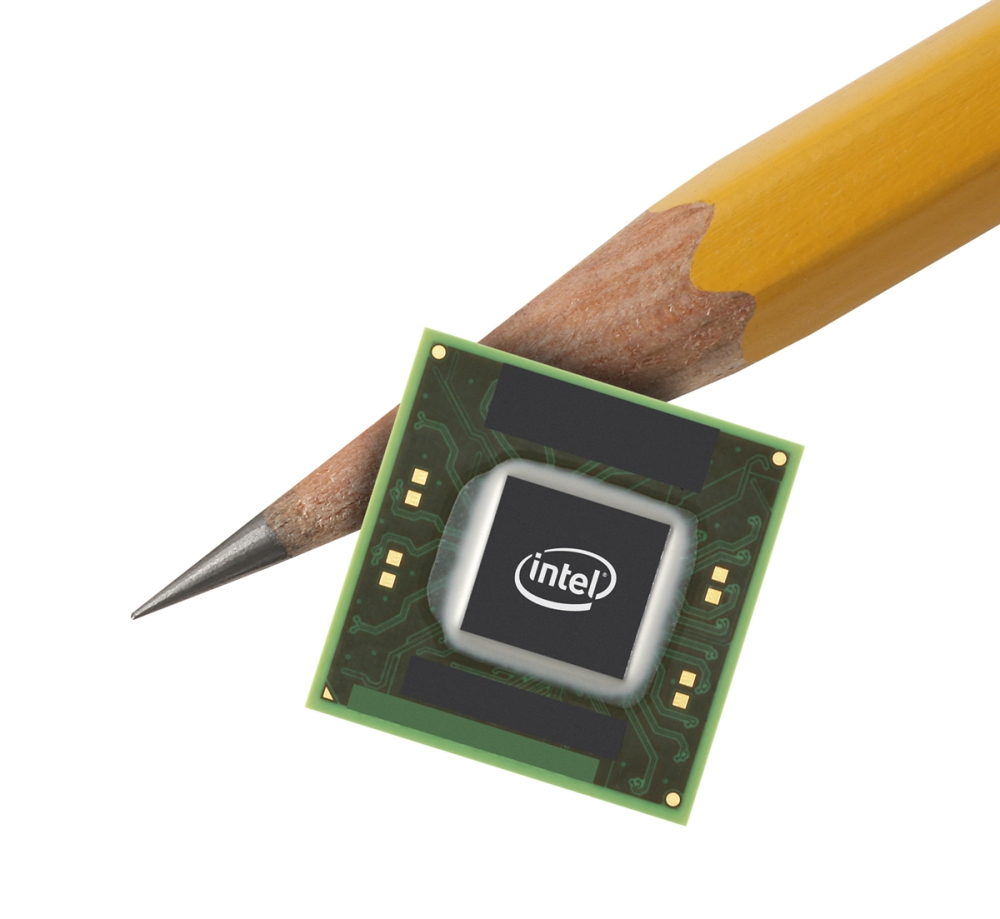 ชิพคอนโทรลเลอร์ของ Thunderbolt ที่มีขนาดเล็กสุดๆ ซึ่งจะบรรจุอยู่ในอุปกรณ์ที่มีพอร์ต Thunderbolt อยู่ทุกตัว