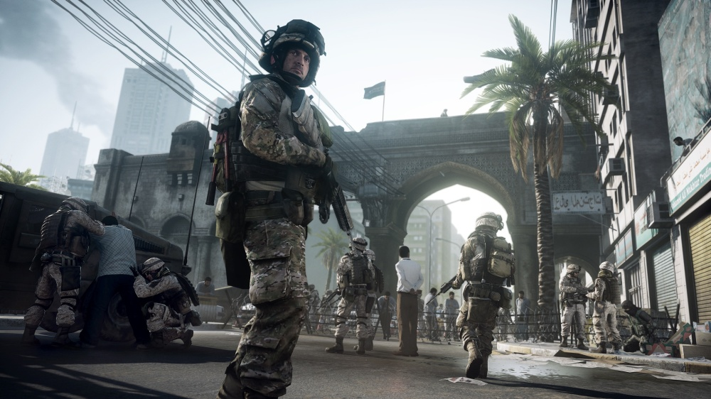 Battlefield 3 (Frostbite 2)