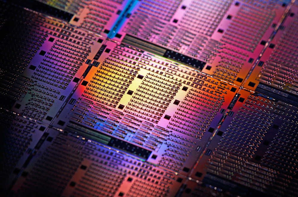Intel APD Chip Close Up