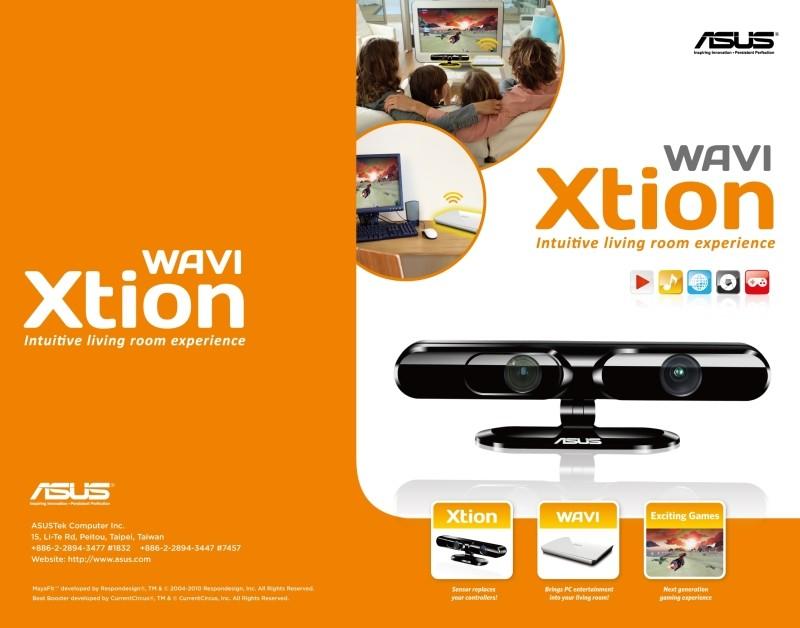 เพิ่งเปิดตัวไปหมาดๆ กับ Wavi Xtion จากบริษัทผู้อยู่เบื้องหลัง Kinect จะเห็นได้ว่าในปีนี้เทคโนโลยีตรวจจับความเคลื่อนไหวมาแรงจริงๆ