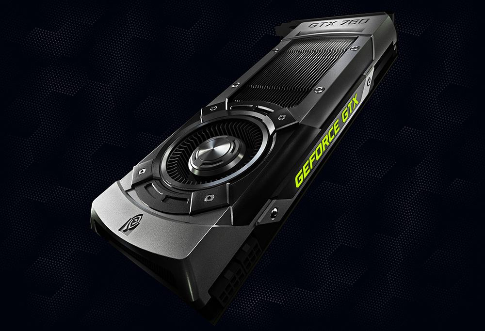 การ์ดกราฟิก NVIDIA Geforce GTX 780