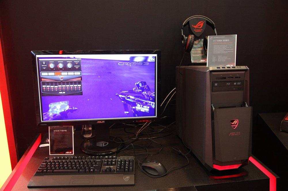 ASUS RoG Tytan G30 สุดยอดเดสก์ท็อปเกมมิ่งที่ใครเห็นต้องน้ำลายหก