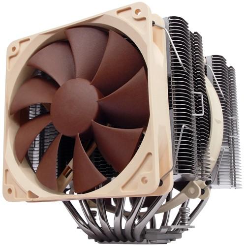 Noctua NH-D14 ชุดระบายความร้อนชนิดพัดลมประสิทธิภาพสูงที่ (อยาก) แนะนำ