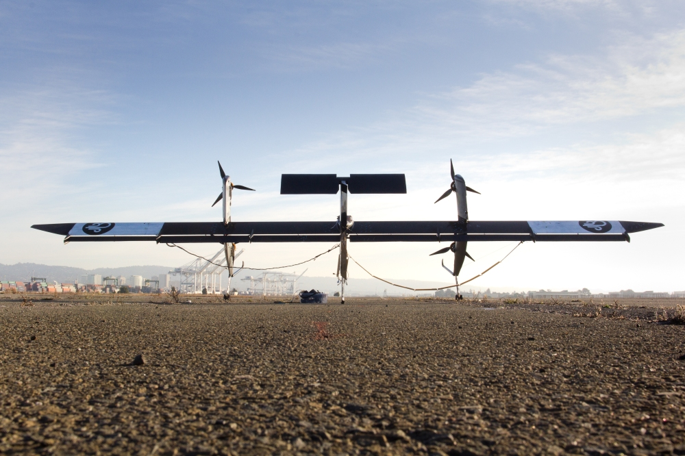 Wing 7 เครื่องกำเนิดพลังงานลมรูปเครื่องบินจาก Makani Power บริษัทที่เพิ่งถูก Google X ซื้อกิจการ