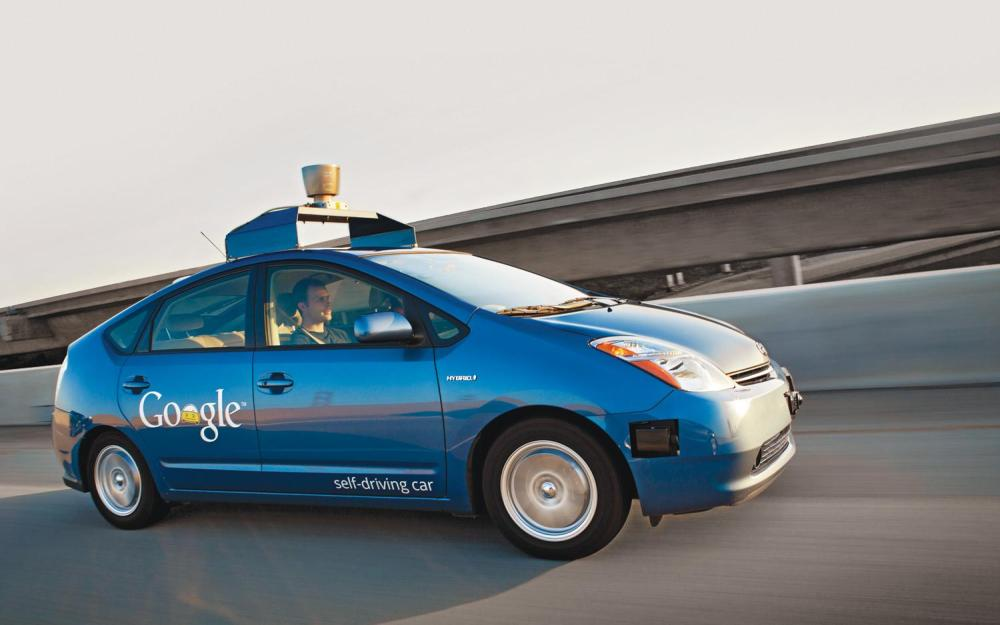 รถยนต์ขับเคลื่อนอัตโนมัติจาก Google X