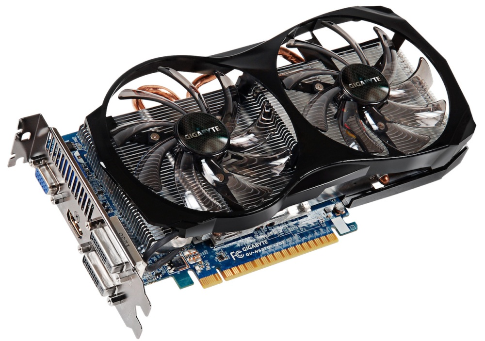 Gigabyte Geforce GTX650 Ti