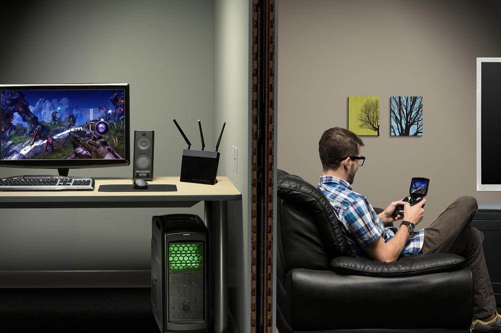 เล่นเกมพีซีจากอีกห้องหนึ่งด้วย GameStream