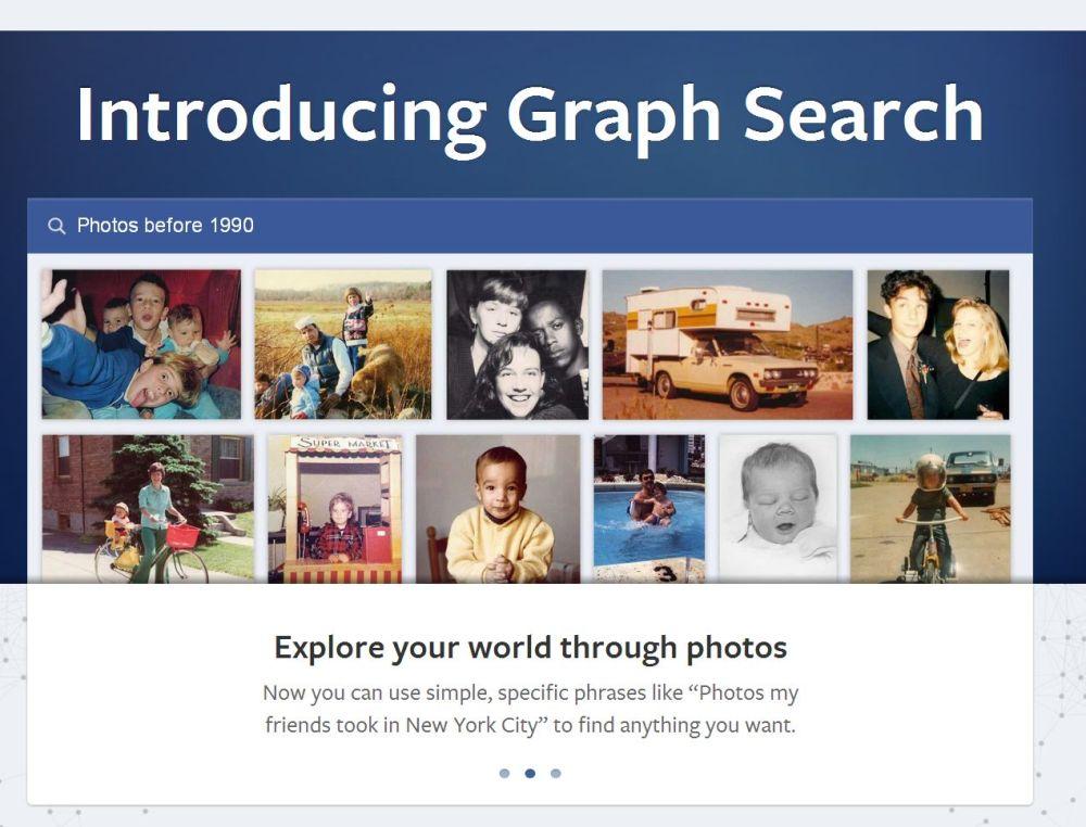 Graph Search จาก facebook ช่วยให้เราได้ผลการค้นหาที่ตรงใจมากขึ้น