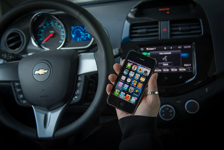 อีกไม่นานการคุยกับเสิร์ชเอ็นจิ้นผ่านมือถือขณะขับรถคงเป็นพฤติกรรมที่แสนธรรมดาไปเสียแล้ว