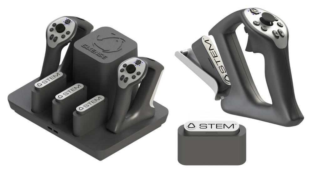 Sixense STEM คืออุปกรณ์ควบคุมที่คุยว่าสามารถใช้งานกับ Oculus Rift ได้อย่างเยี่ยมยอด