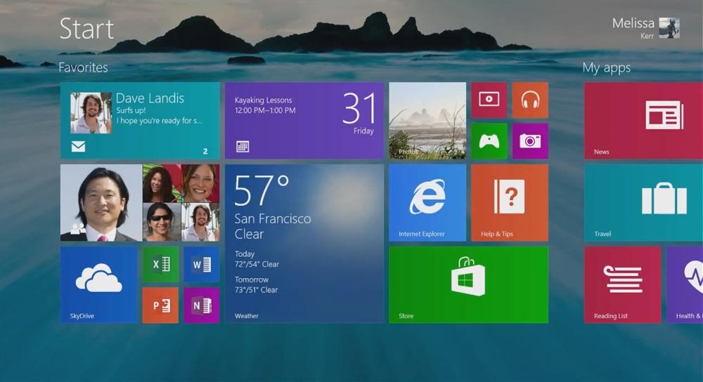 แม้จะดูสวยงาม แต่หน้าจอเริ่มต้นใหม่ของ Windows 8 กลับส่งผลร้ายต่อ Microsoft อย่างไม่คาดคิด