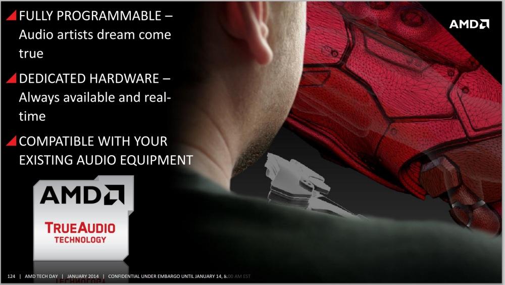 เทคโนโลยี TrueAudio ที่ปรับปรุงคุณภาพเสียงในเกมให้ดีขึ้น