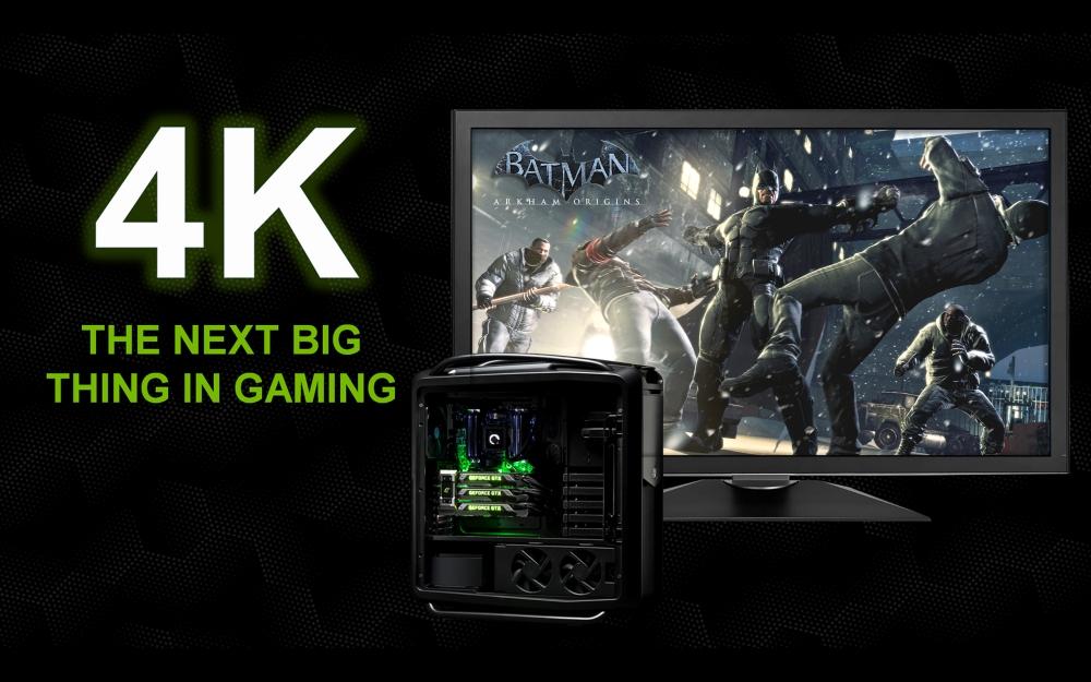 4K คืออนาคตของการเล่นเกม (ถ้าเงินถึงนะ)