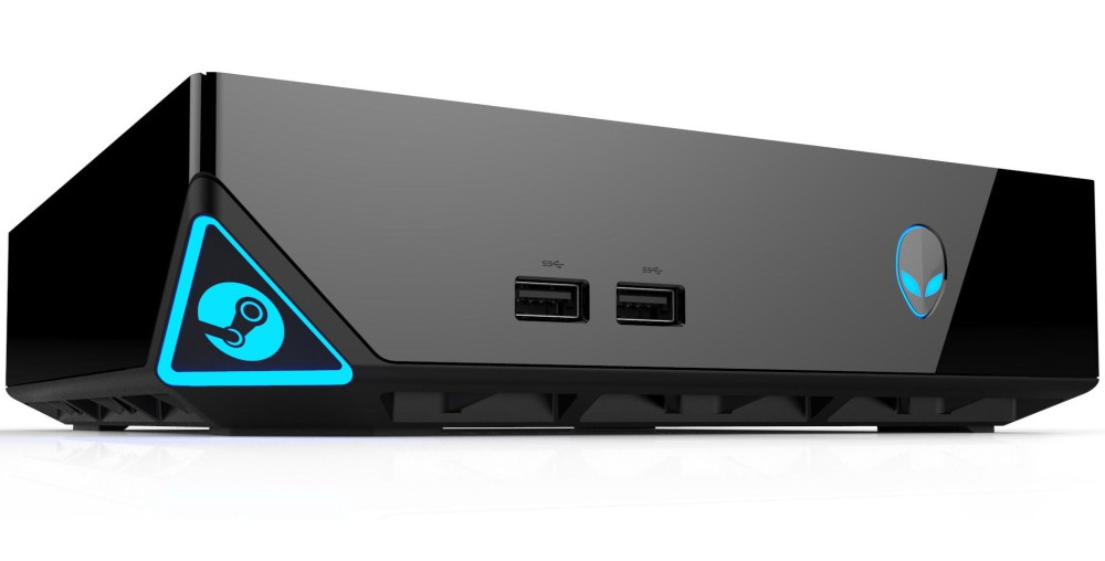 Steam Machine จาก Alienware
