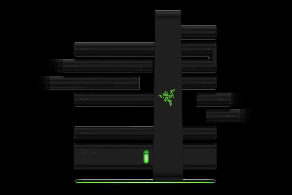 Project Christine แนวคิดเดสก์ท็อปแบบโมดูล่าจาก Razer