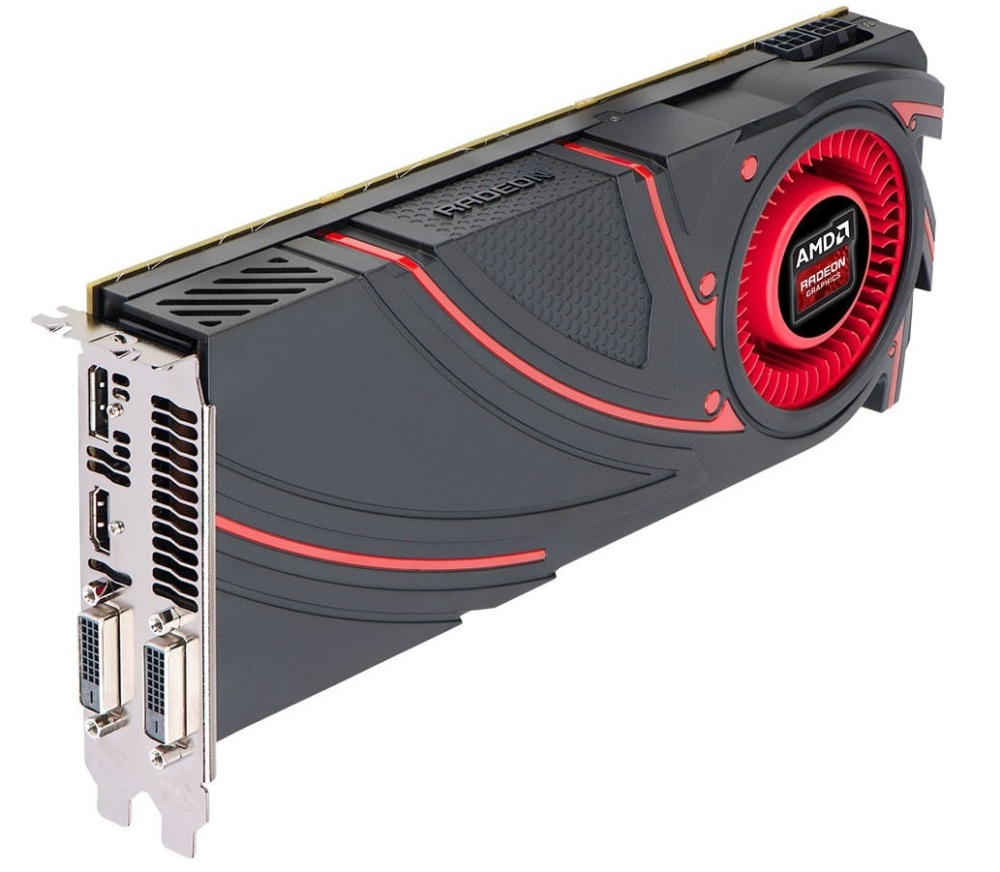 AMD R9 285 คือการ์ดที่ใช้ชิพ Tonga ตัวแรก