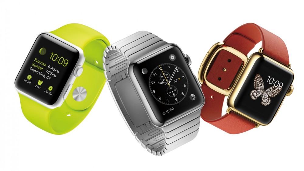 Apple Watch ทั้ง 3 เวอร์ชัน