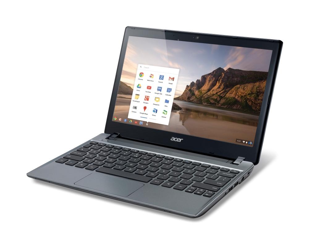 แอปต่างๆ ใน Chromebook จะรันในเบราว์เซอร์