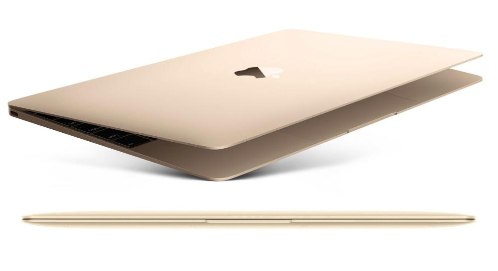 ความบางของ MacBook เรียกเสียงฮือฮาได้ไม่น้อย