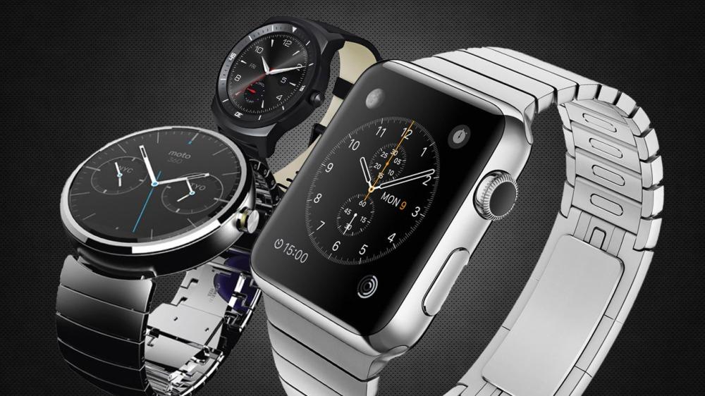 นอกจาก Apple Watch ก็ยังมีนาฬิกาที่ใช้ Android Wear เป็นคู่แข่ง