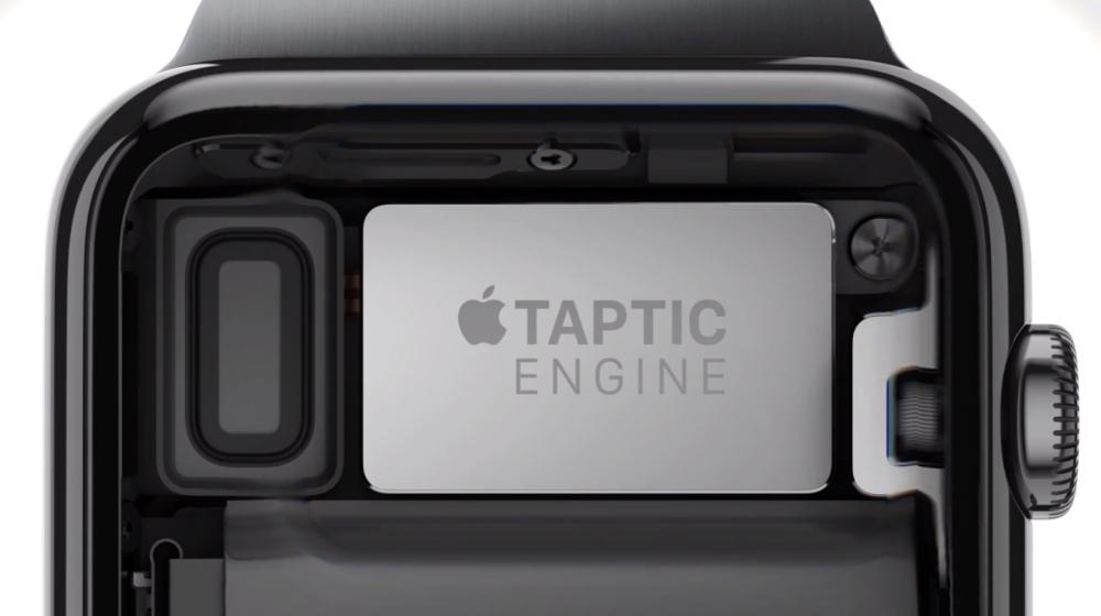 Taptic Engine คือหนึ่งในคุณสมบัติของ Apple Watch ที่ได้รับการพูดถึงมากที่สุด