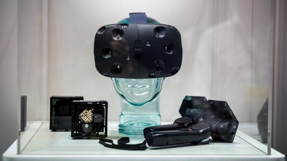 หน้าตาของ HTC Re Vive ที่เผยโฉมเป็นครั้งแรก