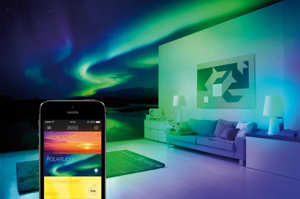 ต่อไปเราจะสามารถควบคุมสภาพแสงในห้องได้จากอุปกรณ์อัจฉริยะ