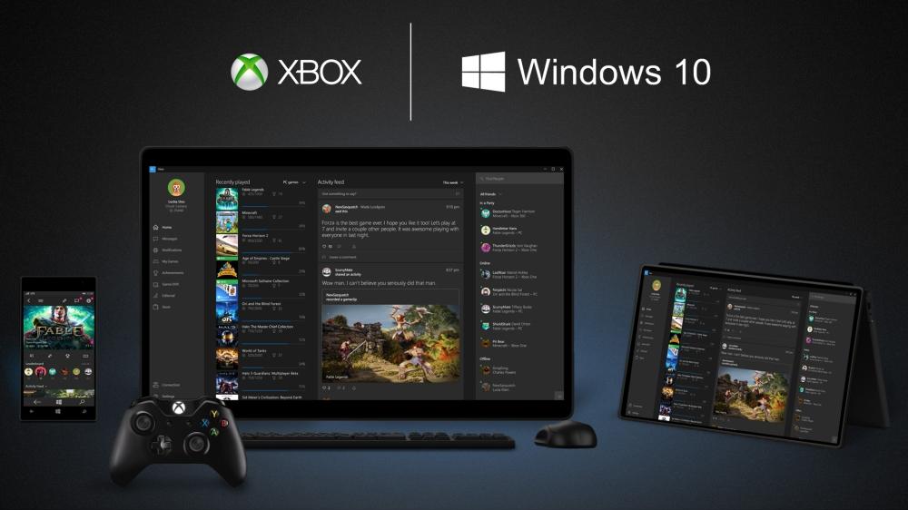จะเกิดอะไรขึ้นเมื่อ Xbox กับพีซีคุยกันรู้เรื่อง? ก็ความมันไร้ขีดจำกัดยังไงล่ะ!