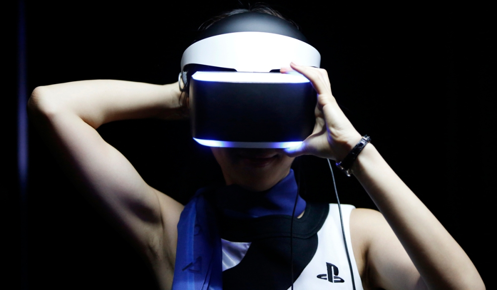 Project Morpheus จาก Sony
